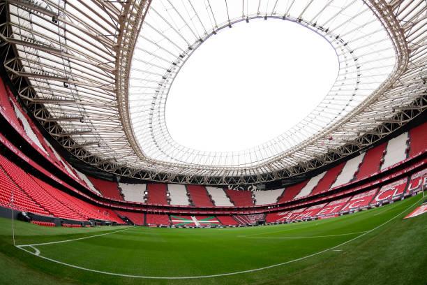 ESP: Athletic Club v C.A. Osasuna - La Liga Santander