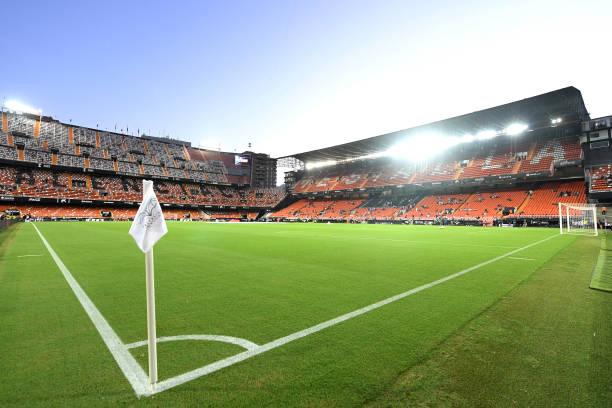 ESP: Valencia CF v Real Madrid CF - La Liga Santander