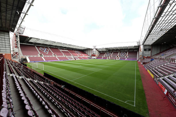 GBR: Heart of Midlothian v Celtic - Ladbrokes Scottish Premiership