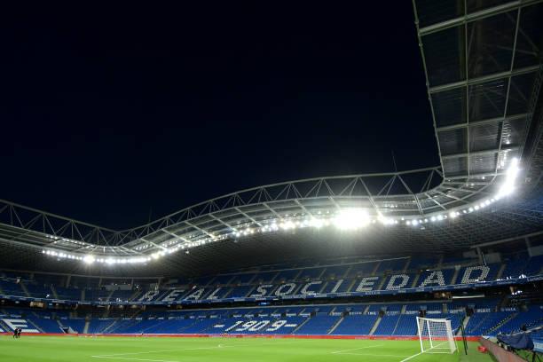 ESP: Real Sociedad v RCD Mallorca - La Liga Santander