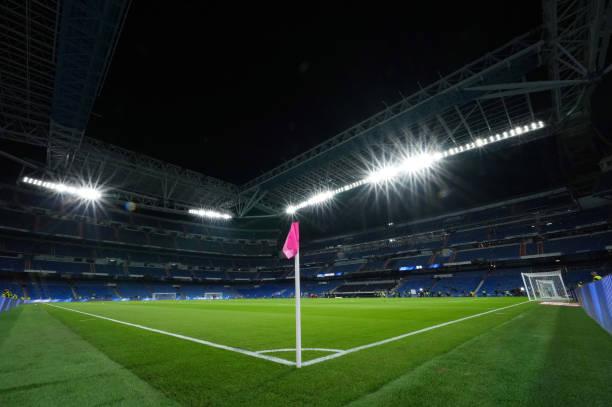 ESP: Real Madrid CF v CA Osasuna - La Liga Santander