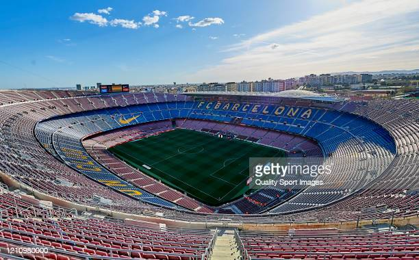 408 021 Barcelona Stadium Photos And Premium High Res Pictures Getty Images