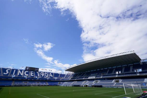 ESP: Malaga CF v Albacete BP - La Liga Smartbank