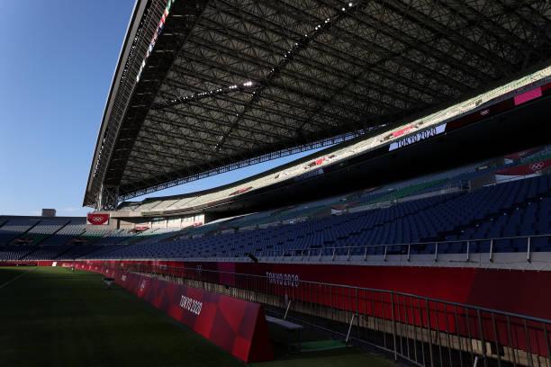 JPN: Brazil v Egypt: Men's Football Quarterfinal - Olympics: Day 8
