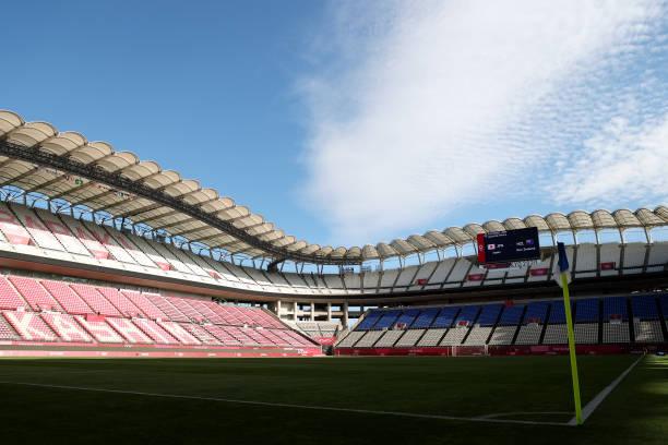 JPN: Japan v New Zealand: Men's Football Quarterfinal - Olympics: Day 8