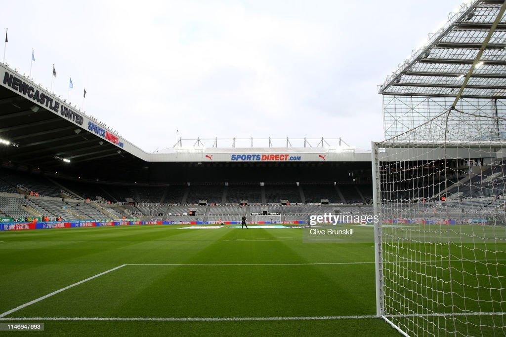 Newcastle United v Liverpool FC - Premier League : ニュース写真