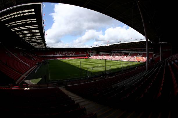 GBR: Sheffield United v Crystal Palace - Premier League