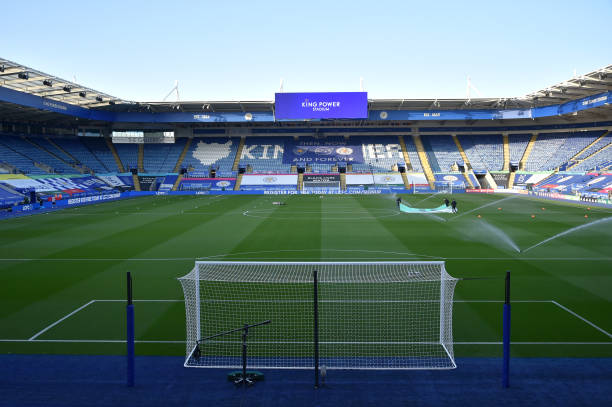 GBR: Leicester City v Burnley - Premier League