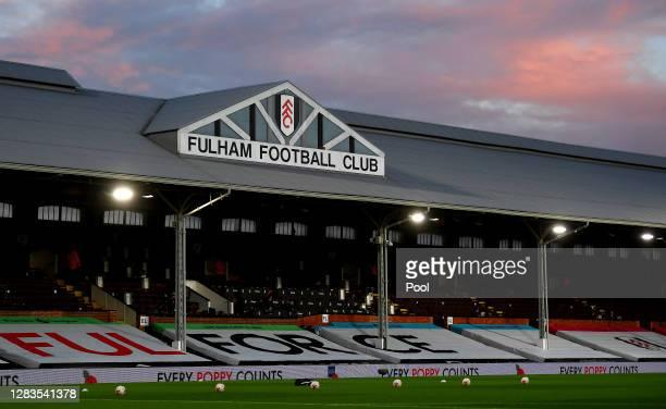 2 155 Craven Cottage Stadium Photos And Premium High Res Pictures Getty Images