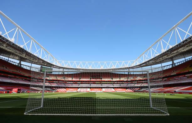 GBR: Arsenal v Fulham - Premier League