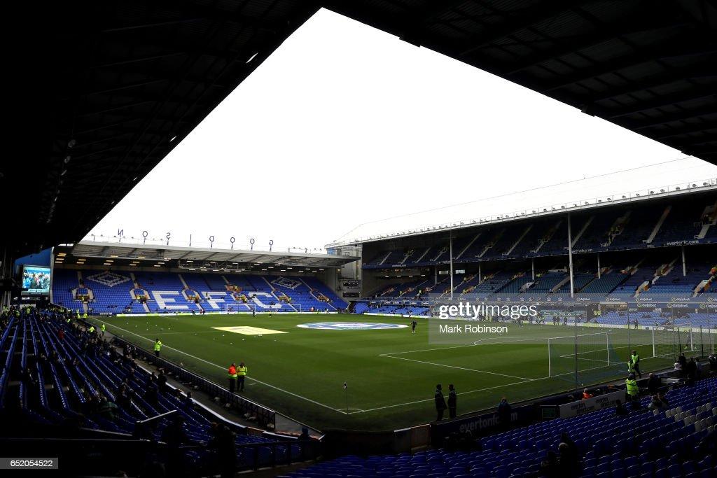 Everton v West Bromwich Albion - Premier League : News Photo