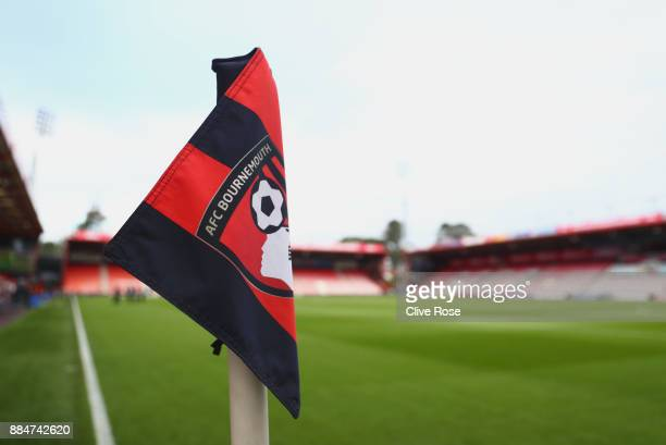 General view inside the stadium prior to the Premier League match between AFC Bournemouth and Southampton at Vitality Stadium on December 3 2017 in...