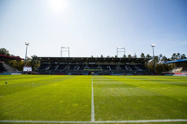 DEU: SV Sandhausen v SV Darmstadt 98 - Second Bundesliga