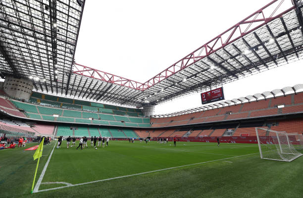 ITA: AC Milan  v Genoa CFC - Serie A