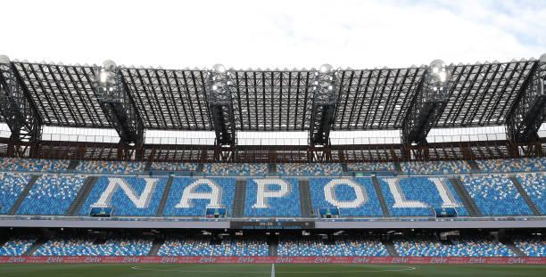 ITA: SSC Napoli  v FC Internazionale - Serie A