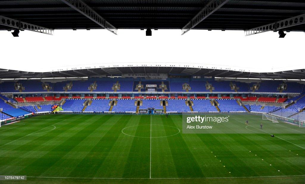 Reading v Stoke City - Sky Bet Championship : News Photo