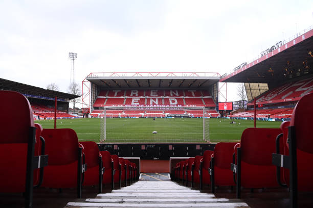GBR: Nottingham Forest v Millwall - Sky Bet Championship