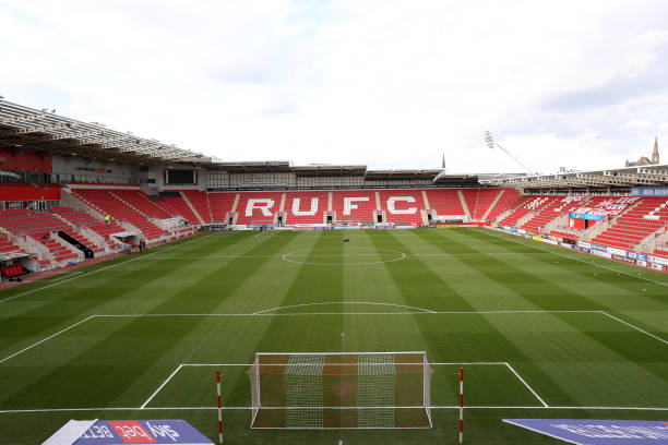GBR: Rotherham United v Coventry City - Sky Bet Championship
