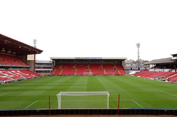 GBR: Barnsley v Sheffield United - Sky Bet Championship