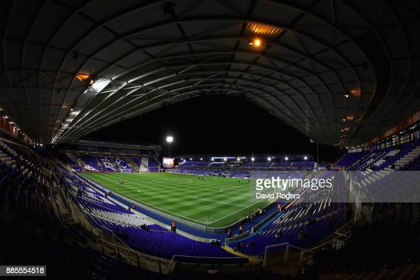 General view inside the stadium prior to the Sky Bet Championship match between Birmingham City and Wolverhampton Wanderers at St Andrews on December...