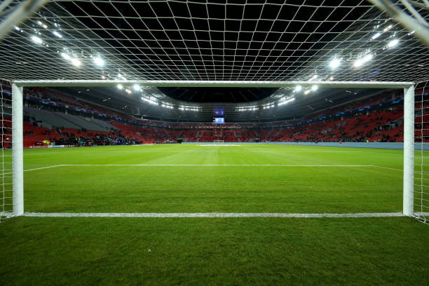 DEU: Bayer Leverkusen v Juventus: Group D - UEFA Champions League