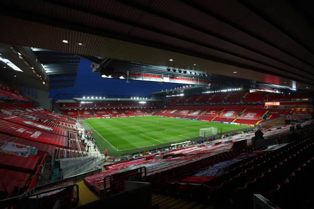 GBR: Liverpool FC v Ajax Amsterdam: Group D - UEFA Champions League