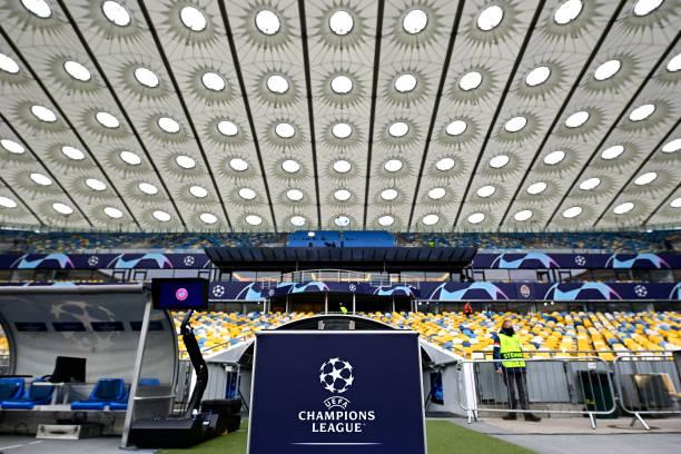 UKR: Shakhtar Donetsk v Inter: Group D - UEFA Champions League