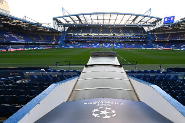 GBR: Chelsea FC v FC Sevilla: Group E - UEFA Champions League
