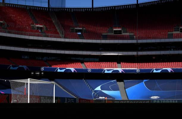 PRT: Barcelona v Bayern Munich - UEFA Champions League Quarter Final