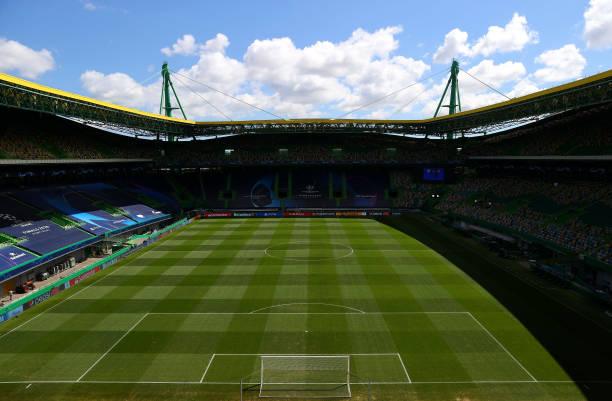 PRT: Manchester City v Lyon - UEFA Champions League Quarter Final