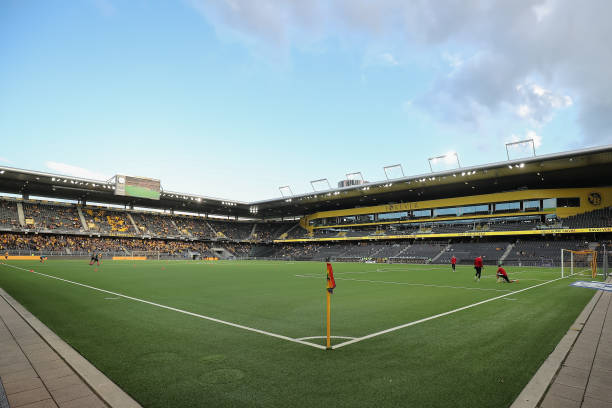 CHE: BSC Young Boys v Slovan Bratislava - UEFA Champions League Second Qualifying Round: Second Leg