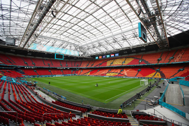 NLD: North Macedonia v Netherlands - UEFA Euro 2020: Group C