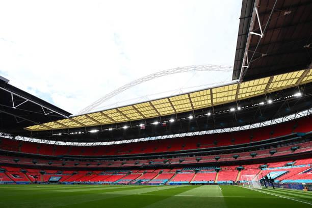 GBR: Czech Republic v England - UEFA Euro 2020: Group D