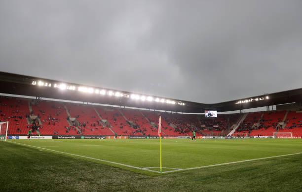 CZE: Slavia Praha v 1. FC Union Berlin: Group E - UEFA Europa Conference League
