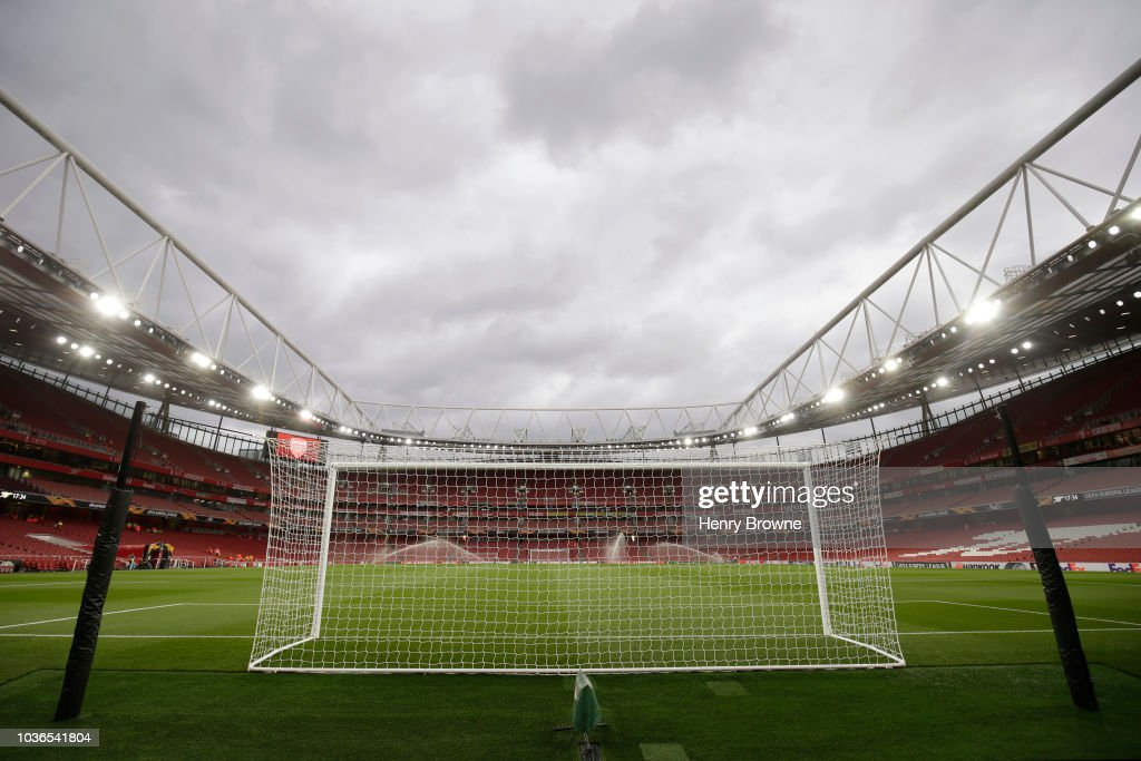 Arsenal v Vorskla Poltava - UEFA Europa League - Group E