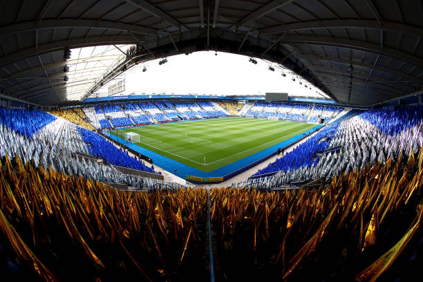 GBR: Leicester City v SSC Napoli: Group C - UEFA Europa League