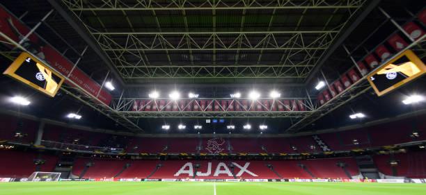 NLD: AFC Ajax v Getafe CF - UEFA Europa League Round of 32: Second Leg