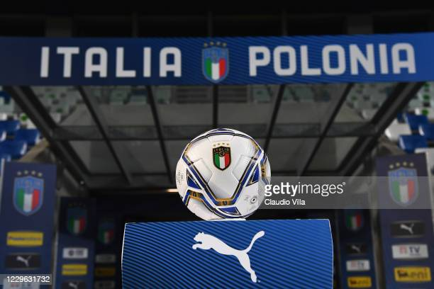 General view inside the stadium prior to the UEFA Nations League group stage match between Italy and Poland at Mapei Stadium - Citta' del Tricolore...