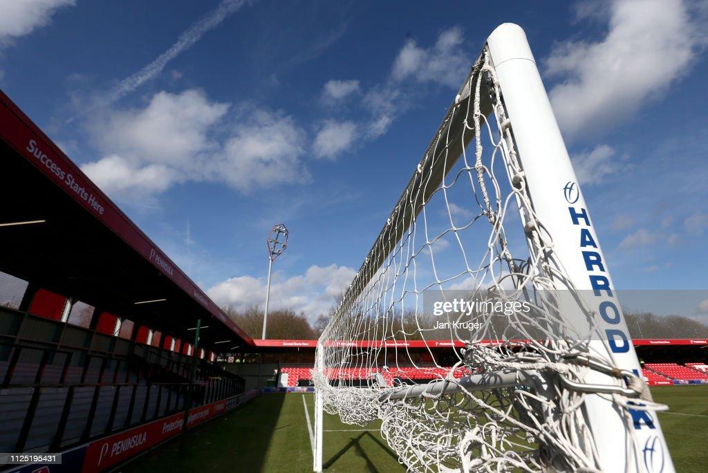 GBR: Salford City v Dover Athletic - Vanarama National League
