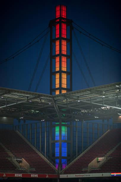DEU: 1. FC Köln v Hertha BSC - Bundesliga for DFL