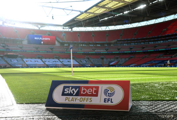 GBR: Brentford v Fulham - Sky Bet Championship Play Off Final