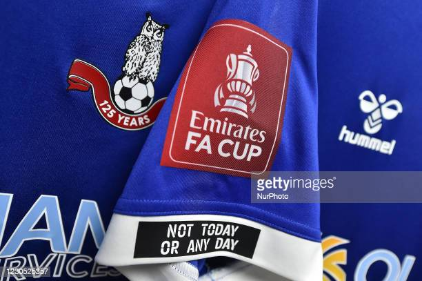General view inside the Vitality Stadium Bournemouth during the FA Cup match between Bournemouth and Oldham Athletic at the Vitality Stadium,...
