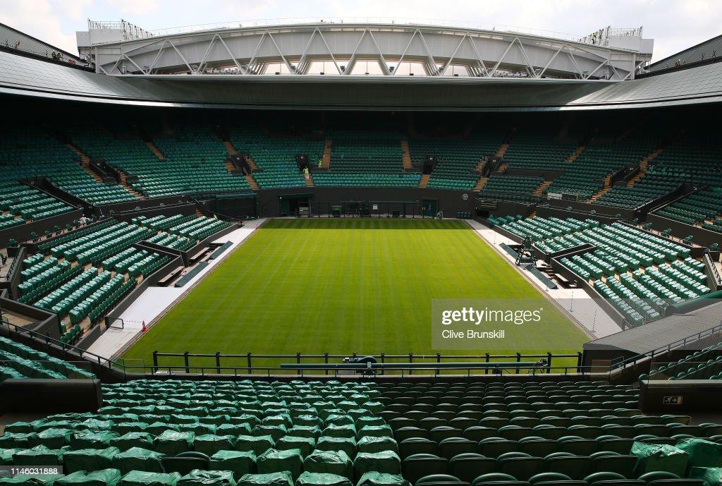 Wimbledon Spring Press Conference 2019 : ニュース写真