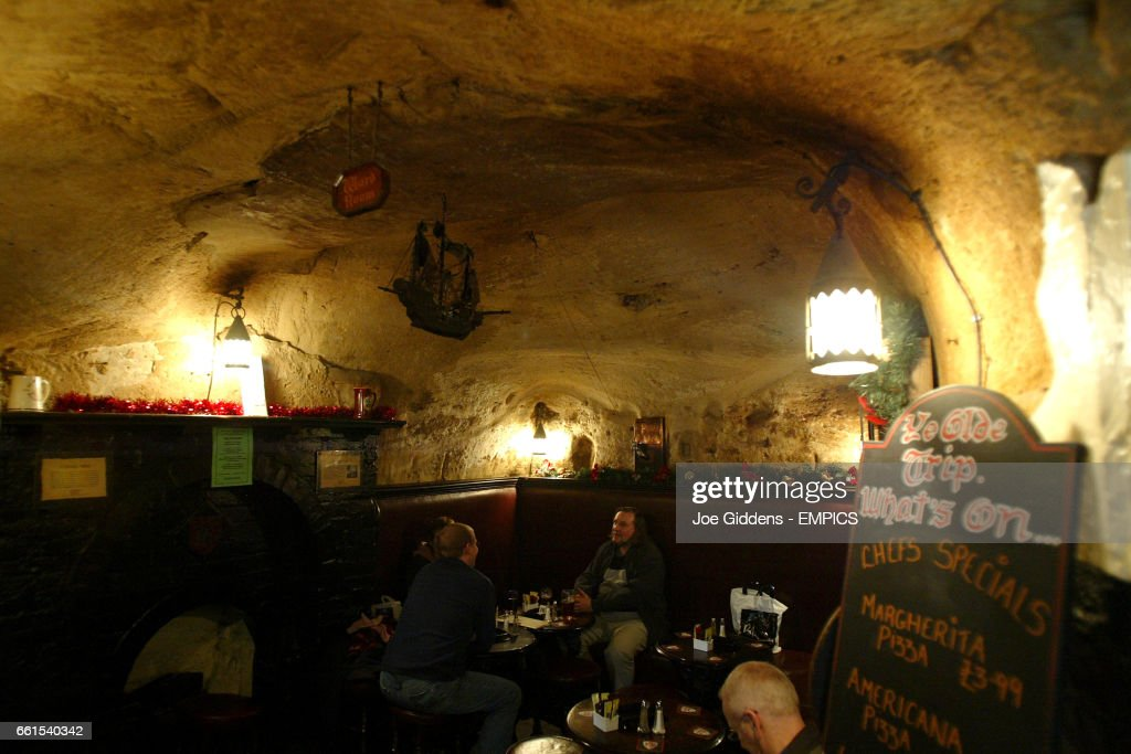 59ba57f86d Feature - Caves and Caverns - Ye Olde Trip To Jerusalem   News Photo