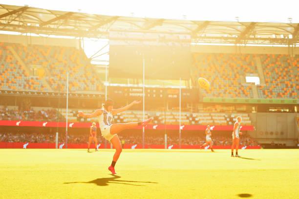 AUS: AFLW Second Preliminary Final - Brisbane v Collingwood