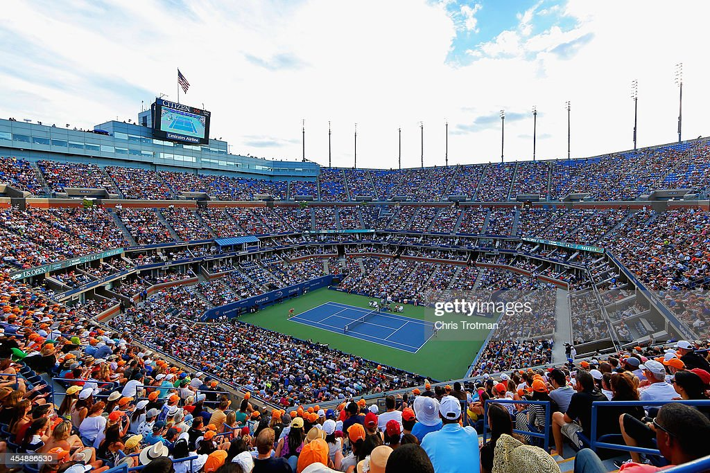 2014 US Open - Day 14 : News Photo