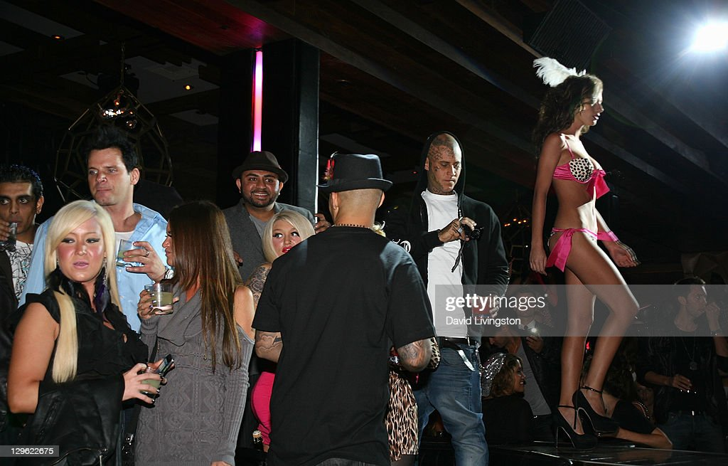 A general view is seen at Beach Bunny Swimwear's celebration of LA Fashion Week at Eden on October 18, 2011 in Los Angeles, California.