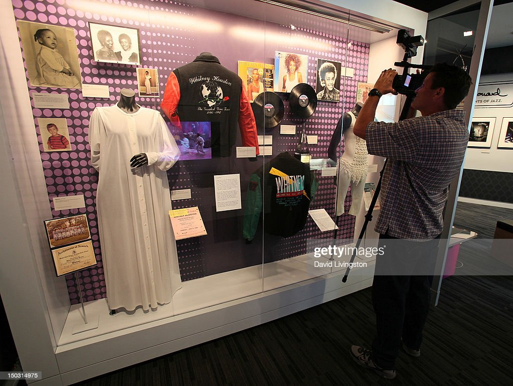 A general view is seen at the GRAMMY Museum press event for 'Whitney! Celebrating the Musical Legacy of Whitney Houston' at The GRAMMY Museum on August 15, 2012 in Los Angeles, California.