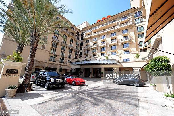 A general view is shown at the Hollywood Reporter's Entertainment Business Managers Breakfast atThe Montage Hotel on May 11 2011 in Beverly Hills...