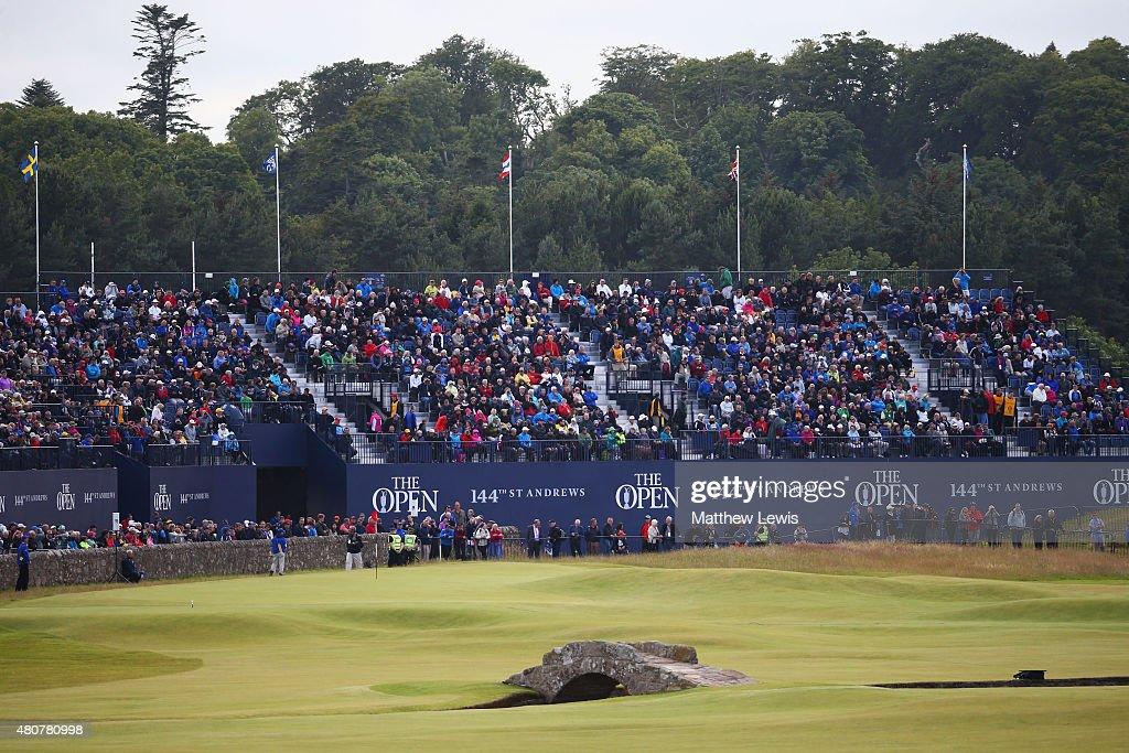 144th Open Championship - Champion Golfers' Challenge : News Photo